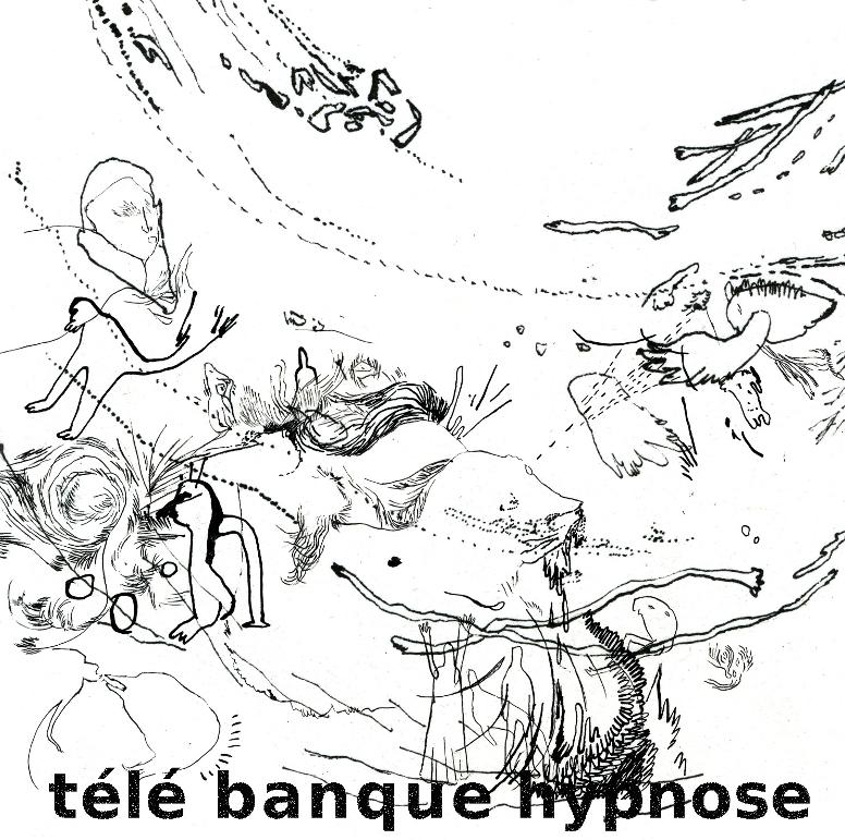 TV-BANQUE-HYPNOSE, © Chloé Schuiten