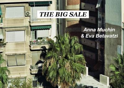 19.02 : Rendez-vous de la Pleine-lune #4 – The Big Sale – Anna Muchin & Eva Betavatzi